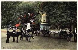SPA - Parc De Sept Heures (Moulin Et Chevaux) - Spa