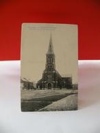 Belgique >  Hainaut > Carnières - L'Eglise Saint Hilaire - Circulé 1908 - Belgique