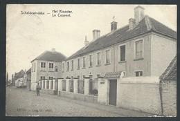 +++ CPA - Oosterzele - SCHELDEWINDEKE - Le Couvent - Het Klooster    // - Oosterzele