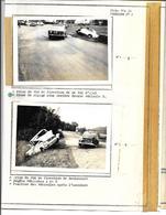 Vosges - 88 - Val D'Ajol - Photos Accidents 1970 - Altri Comuni