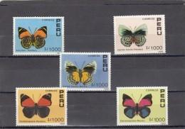 Peru Nº 923 Al 927 - Perú