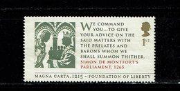 Groot-Brittannie  Gestempeld  NR°  Y.T.   4165 - 1952-.... (Elizabeth II)