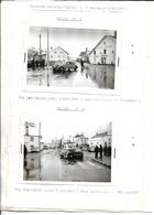 Vosges - 88 - Saint Amé- Photos Accidents 1968 - Altri Comuni