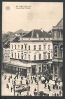 +++ CPA - BRUSSEL - BRUXELLES - Grand Hôtel St Jean   // - Cafés, Hotels, Restaurants