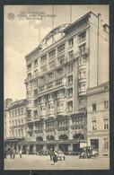 +++ CPA - BRUSSEL - BRUXELLES - Palace Hôtel - Place Rogier  // - Cafés, Hotels, Restaurants