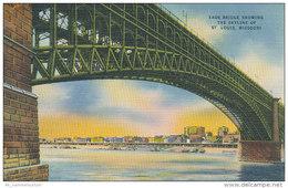 St. Louis / Bridge (D-A195) - Etats-Unis