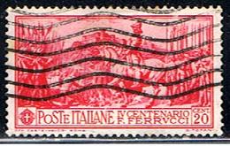 ITALIE 473 // YVERT 258 // 1930 - 1900-44 Victor Emmanuel III