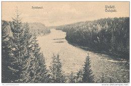 Pyhäkoski / Uleaelf / Oulujoki (D-A194) - Finland