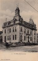 Sherbrooke Québec - B&W - Post Office - Bureau De Poste - A.Z. Pinsonneault - Unused - 2 Scans - Sherbrooke