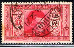 ITALIE 480 // YVERT 285 // 1932 - 1900-44 Victor Emmanuel III