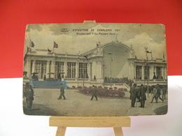Belgique > Hainaut > Charleroi > Exposition De Charleroi 1911 Restaurant Le Faisant Doré - Circulé 1911 - Charleroi