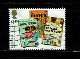 Groot-Brittannie  Gestempeld  NR°  Y.T.   4497 - 1952-.... (Elizabeth II)