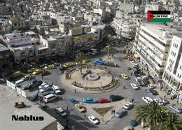 Palestine Nablus City Overview New Postcard Palästina AK - Palästina