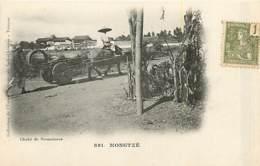 TONKIN  MONGTZE  Attelage Buffle   INDO,321 - Vietnam