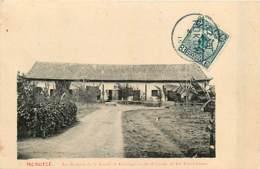 TONKIN  MONGTZE Bureaux Ste  Concession Chemin De Fer   INDO,323 - Vietnam