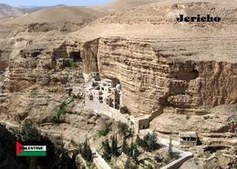 Palestine Jericho Monastery Aerial View New Postcard Palästina AK - Palästina