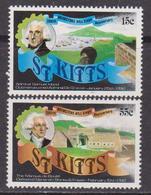 St. Kitts - FIAMME HILL Set MNH - St.Kitts E Nevis ( 1983-...)