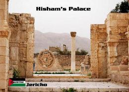 Palestine Jericho Hisham's Palace Ruins New Postcard Palästina AK - Palästina