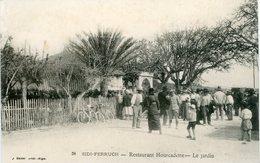 ALGERIE SIDI FERRUCH  RESTAURANT - Algerien