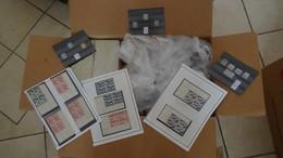Carton 28 Kgs Dont France Classiques **, Orphelins ** Et Coins Datés PA ** Cote Plus De 2900 Euros... Voir Commentaires - Stamps
