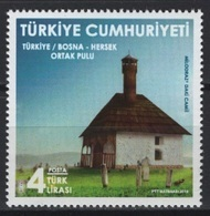 Turquie - Turkey (2018)  - Set -   /  Joint Issue With Bosnia & Herzegovina - Houses - Casas - Maisons - Architecture - Joint Issues