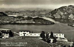 BAHNERESTAURANT KLEWENALP 1600M BLICK AUT VIERWALDSTRÄTTERSEE  Suiza Switzerland Suisse Schweiz - LU Lucerne