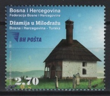 Bosnia & Herzeg. - BH (2018)  - Set -   /  Joint Issue With Turkey - Houses - Casas - Maisons - Architecture - Joint Issues