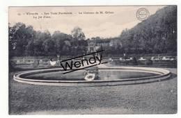 Vilvoorde (le Château De M. Orban - Le Jet D'eau) Uitg. Bertels N° 15 - Vilvoorde