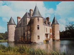 85 - MOUTIERS Les MAUXFAITS - Le Château De La Cantaudière. - Moutiers Les Mauxfaits