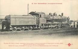 TONKIN   Locomotive  - Machine N° 313       INDO,595 - Vietnam
