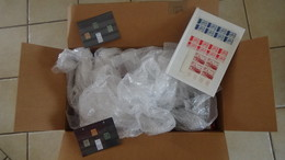 Carton 28 Kgs Dont France Préos ** 24, 26, 26b, 28, 33 Et 36 Signés Calves Et Uzan Cote 4950 Euros... Voir Commentaires - Lots & Kiloware (mixtures) - Min. 1000 Stamps