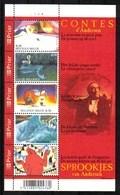 Blok 125** Sprookjes Van Hans Cristian Andersen - 125 Bloc Comtes Avec 3449/53** MNH - Blocks & Sheetlets 1962-....