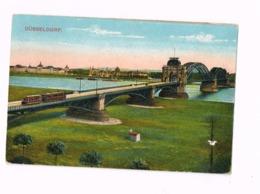 Brücke. - Duesseldorf