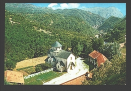 Kolašin - Morača Monastery - Foundation Of Prince Stefan, Son Of Vukan - Montenegro