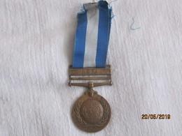 Ethiopia: UN Service Medal For Korean War - Medallas Y Condecoraciones
