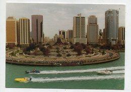 UNITED ARAB EMIRATES - AK 349427 Abu Dhabi Corniche - Emirati Arabi Uniti