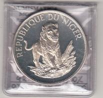 Niger 10 Francs 1968 Km# 8.1 Gr.20 Arg. 900 FDC - Niger
