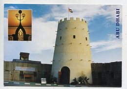 UNITED ARAB EMIRATES - AK 349437 Abu Dhabi - Emirati Arabi Uniti