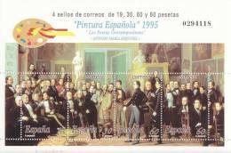 España Nº 3401 - Blocs & Hojas