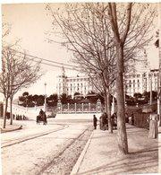 AK-1654/ Nizza Excelsior Hotel Regina Palace  Stereofoto V Alois Beer ~ 1900 - Stereo-Photographie