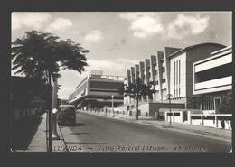 Luanda - Vista Parcial - Museu E Mercado - Agfa Photo Card - Van / Bus / Car - Angola
