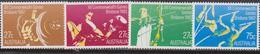 Australia Commonwealth Games  Set MNH - 1980-89 Elizabeth II