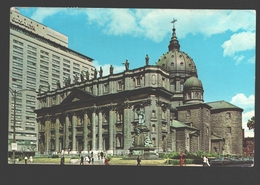 Montréal - Cathedral - Basilica Of Mary - 1968 - By Air Mail - Montreal