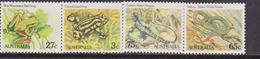Australia Snakes/frogs Set MNH - 1980-89 Elizabeth II