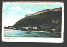 Québec - Citadelle - Québec - La Citadelle