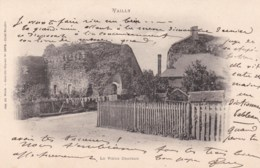 18 - Vailly - Le Vieux Château - - Other Municipalities