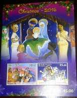 O) 2016 SRI LANKA, CHRISTMAS,RELIGIOUS HOLIDAY - FESTIVITY, MNH - Sri Lanka (Ceylon) (1948-...)