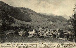 ZWEISIMMEN Suiza Switzerland Suisse Schweiz - BE Berne