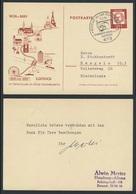 Deutschland Germany 1964 Postcard / Postkarte - Ludwigshafen - Kaiserslautern Elektrisch, Neustad An Der Weinstrasse - Trains