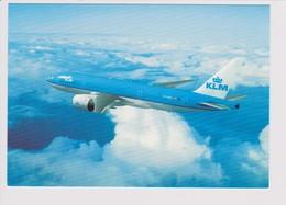 Rppc KLM K.L.M Royal Dutch Airlines Boeing 777-200 Aircraft - 1946-....: Modern Era